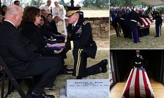 George H. Bush's daughter Doro was presented with the flag which draped her father's coffin at a private burial service in Texas on Thursday. The Former President died last week. Barbara Pierce Bush, Barbara Bush, Bush Family, Presidential History, George Hw, Faith In Love, Former President, Inspire Others, Ancient History