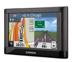 """Garmin nüvi 42 4.3-Inch Portable Vehicle GPS (US) by Garmin. $119.99. Dependable, Easy-to-use Guidance With its bright 4.3"""" display, spoken turn-by-turn directions and many  innovative features, the sleek nüvi 42 offers dependable, easy-to-use  driving guidance. Detailed Maps Maps of the lower 49 states let you easily find addresses and millions of points of interest Innovative Features Lane assist with junction view indicates the proper lane for a turn  or e..."""