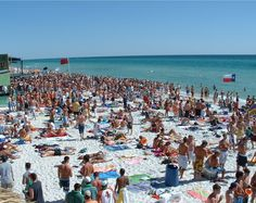 Panama City Beach, Florida Voted Number One Spring Break Destination for 2015