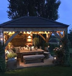 Fed and watered. Back home now in the hut . Rustic Bedroom Design, Rustic Kitchen Design, Hygee Home, Summer Hygge, Garden Huts, Gazebo, Pergola, Garden Buildings, Outdoor Living