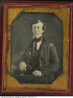 (1848, Aug.) US Army Soldier