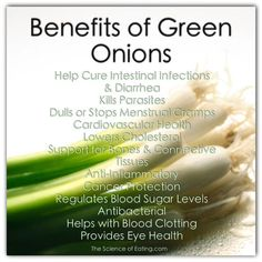 Many countries are confirming the outstanding health benefits of allium vegetables such as onions, garlic and scallions. Research has noted how these vegetables help to facilitate detoxification and act as powerful antioxidants, stimulate immune responses and reduce inflammation.