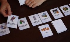 Bible Timeline Card Game for Kids