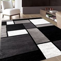 Found it at Wayfair - Lorenzo Gray Area Rug