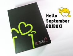 Hello September, Beauty Box, Coupons, Boxes, Crates, Box, Coupon, Cases, Boxing