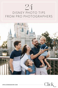 Our Click Pros share their Disney photo tips and secrets to capturing memories in the happiest place on earth. Plus, Disney video tips and tricks!