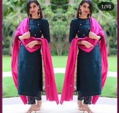 Afghan Dresses, Indian Designer Suits, Work Blouse, Salwar Suits, Skater Dress, Blouse Designs, Casual Wear, Hand Embroidery, Embroidery Designs