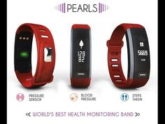 Pearls Band World's Best Health Monitoring Band Indiegogo