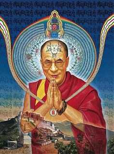"""If you have a particular faith or religion, that is good.  But you can survive without it. This is my simple religion. There is no need for temples; no need for complicated philosophy.  Our own brain, our own heart is our temple; the philosophy is kindness.""    - The Dalai Lama"