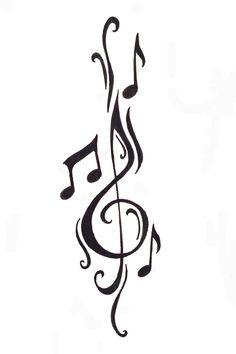 Music Tattoo Designs | craigmdesigns.