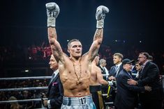 Ukraine's WBO and WBC Cruiserweight World Champion Aleksandr Usyk, is looking forward to the historic Ali Trophy Final against Murat Gassiev on July 21 in Professional Boxing, World Boxing, Joe Louis, Tyson Fury, Anthony Joshua, Short People, Muhammad Ali, Boxing