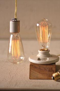 Kalalou Vintage 40W Light Bulb