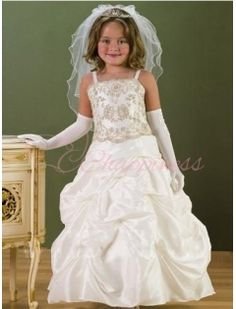 Wedding Dresses Cupids / Flower Girl Collection