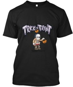 Trick Or Treat T-Shirt Front
