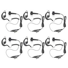 6 Pack of Comfort Loop Headset for Icom Radios ** You can get additional details at the image link. (This is an affiliate link) Pushes And Pulls, Gadget Shop, Camping Gadgets, 6 Packs, Headset, This Or That Questions, Headphones, Ear Phones, Helmet