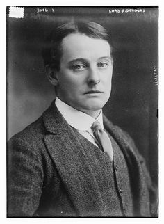 Lord Alfred Bruce Douglas (22 October 1870 – 20 March 1945), nicknamed Bosie, was a British author, poet and translator, better known as the intimate friend and lover of the writer Oscar Wilde. Much of his early poetry was Uranian in theme, though he tended, later in life, to distance himself from both Wilde's influence and his own role as a Uranian poet.