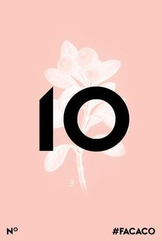 """I like the feel of the """"10"""" and also the little thingy behind it! Its a good mix of funky modern and nature"""