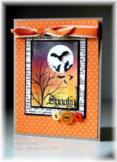 Spooky (hk) by tankgrl - Cards and Paper Crafts at Splitcoaststampers