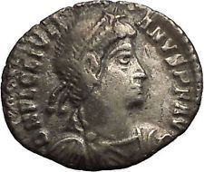 JULIAN II the APOSTATE 362AD Silver Siliqua Arles Ancient Roman Coin i53406 https://trustedmedievalcoins.wordpress.com/2016/01/24/julian-ii-the-apostate-362ad-silver-siliqua-arles-ancient-roman-coin-i53406/