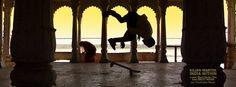 Rolê de Skate na Índia