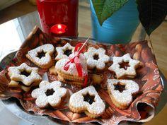 Prvé tohtoročné vianočné pečivo.