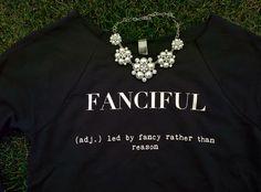 Fanciful 3/4 Sleeve Raglan (Ladies) – Rose Gold Vintage