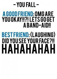 #bestfriends #falling #friendship #funny #life #love #falldown