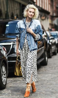 See how our favorite street style stars wore Tibi shoes all fashion month long, and shop them.