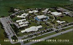 Barton County Community Junior College Great Bend Kansas