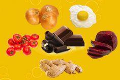 Cele mai bune 16 alimente care îmbunătățesc funcționarea creierului! Ice Tray