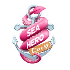 Mobile game Sea Hero Quest in dementia research. Involves Alzheimer's Research UK, University College London, the University of East Anglia England, Deutsche Telekom. Dementia Research, University Of East Anglia, University College London, Free Mobile Games, Saatchi & Saatchi, Creative Review, The Cure, Smartphone, Typography