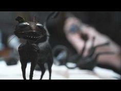 VIDEO - Coraline - Jeanne McIvor - Skeleton Maker