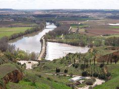 Hugo Sardón Escolar 1º A Infantil El río Duero a su paso por Toro