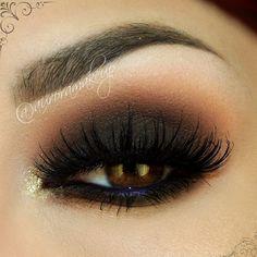 Smokey eye ツ