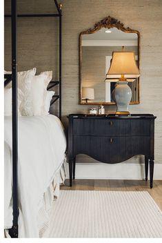 Bedroom Inspo, Home Bedroom, Bedroom Furniture, Master Bedroom, Bedroom Ideas, Bedroom Lamps, Bedroom Styles, Luxury Furniture, Master Suite