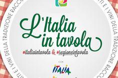 Piatti e vini tipici della nostra bell'Italia fotografati per il contest di Instagramers Italia #italiaintavola