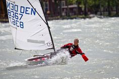 #Olympic hopefuls of the future will be competing when the #Optimisteuros2015 come to Pwllheli, North Wales.