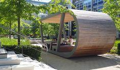 OTTO Werksgelände | Hamburg Architecture Awards, Landscape Architecture, Cool Office Space, Hedges, Outdoor Furniture, Outdoor Decor, Building, Places, Green