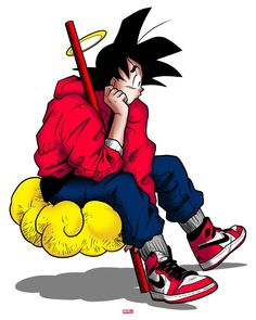 Goku Wallpaper Hypebeast