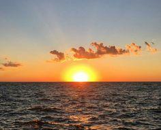 Whiskey Island Marina - Home Marina Home, Lake Erie, Cleveland, Whiskey, Ohio, Coast, Island, Celestial, Sunset