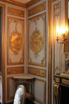 Kings Dressing Room at Versailles