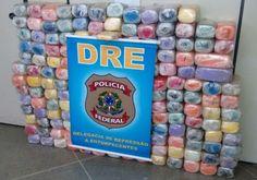 DE OLHO 24HORAS: Polícia Federal apreende quase 370kg de cocaína em...