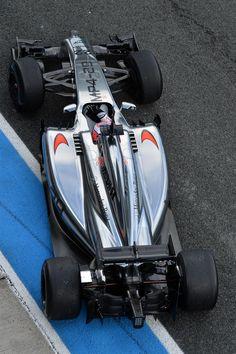 2014 Jerez - Day 2 - Testing