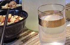 Domácí rýžové víno