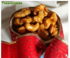 Recipe Spicy Salted Caramel Cashews (new improved recipe) by Thermosaver Jo - Recipe of category Starters