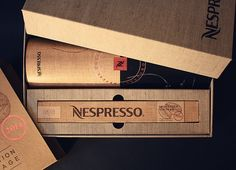 To celebrate the launch of Nespresso SELECTION VINTAGE luxury bespoke boxes were created to showcase the product. Covered with 'Half Linen Dark' Natural Cloths material by Wicotex, provided a tactile rustic texture to compliment the packaging desi… Vintage Packaging, Packaging Design, Box Design, Nespresso, The Selection, Card Holder, Packing, Rustic, Instagram