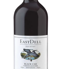One of my favourite local reds - East Dell Black Cab. #wine #delicious