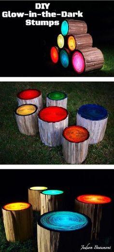 These colorful DIY garden ideas can literally make your garden COLORFUL. Take a look!