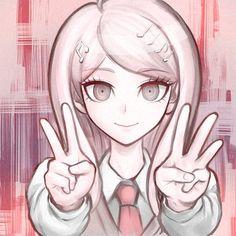 New Danganronpa V3, Danganronpa Memes, Danganronpa Characters, Anime Characters, Me Anime, Fanarts Anime, Anime Art, Anime Girls, Sword Art Online