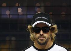 Fernando Alonso - 2015 Singapore GP